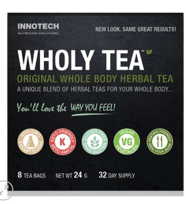 WHOLY TEA 32 DAY SUPPLY