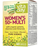 WOMEN'S 50+ MULTIVITAMIN