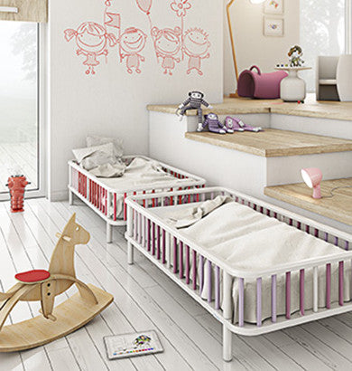 Toddler bed conversion kit for Life - Modern Baby Crib