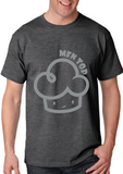 Original Mfn Top - Men's T - Charcoal/Matte Silver