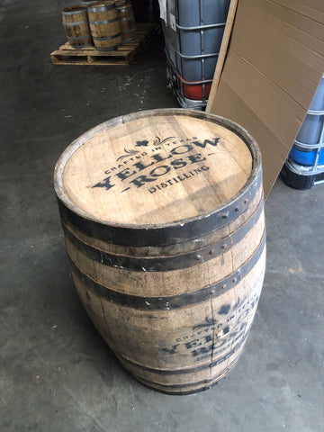 53 Gallon Barrel