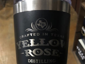 Yellow Rose Distilling Insulated Tumbler