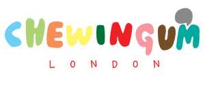 Chewingum London Branding