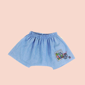 London Stamp Shorts