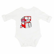 Load image into Gallery viewer, London Bus Bodysuit