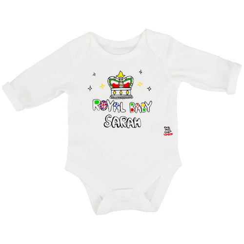 Royal Baby Bodysuit