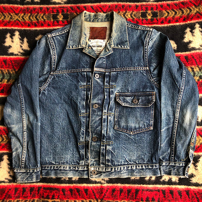 Burgus Plus 1st Type Denim Jacket   71928-XX