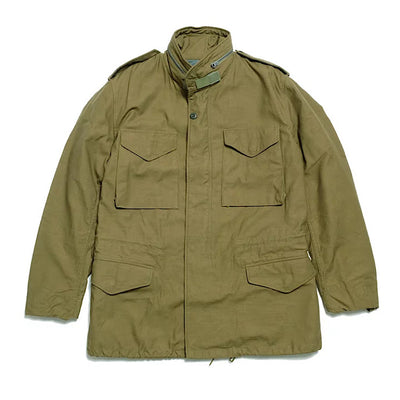 "The useful and cool jacket for spring ""M-65"""