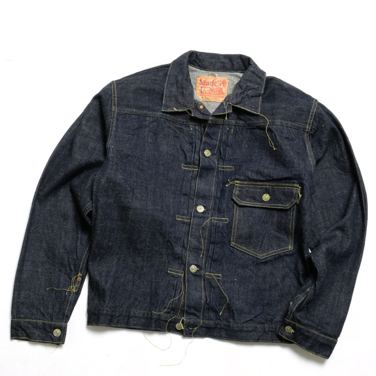 SugarCane Denim Jacket sc11946us