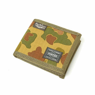 BUZZ RICKSON'S×PORTER CAMOUFLAGE WALLET バズリクソンズ ポーター カモフラージュ 財布