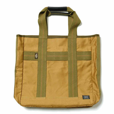 BUZZ RICKSON'S×PORTER JUNGLE CLOTH TOTE BAG バズリクソンズ ポータークラシック トートバック