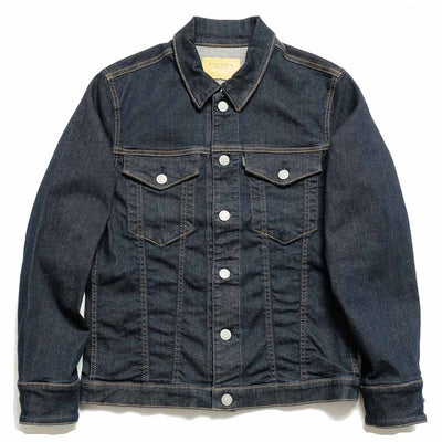 BIG JOHN COMPLETE FREE 601 DENIM JACKET BJM601F
