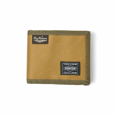 BUZZ RICKSON'S×PORTER JUNGLE CLOTH WALLET バズリクソンズ ポーター 財布