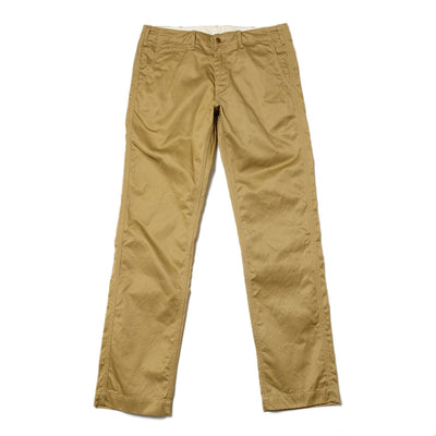 Burgus Plus Modern Chino Trousers