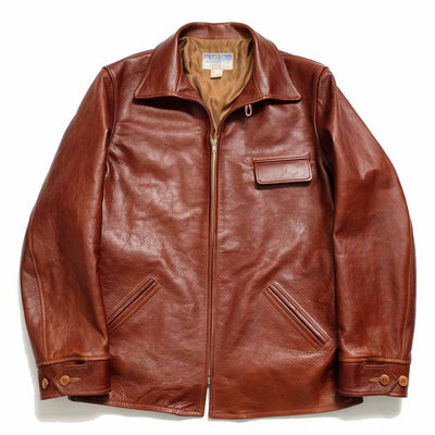 CALIFORNIAN LEATHER SPORTS JACKET