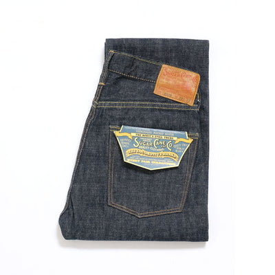 Sugar Cane 12oz Standard Denim