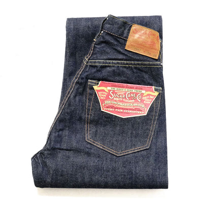 Sugar Cane 14.25oz. Standard Denim 1947 Model