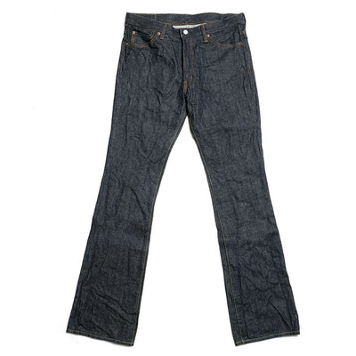 Burgus Plus 15.oz Regular Denim Zip Fly Boot cut