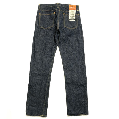 BURGUS PLUS Natural Indigo Denim