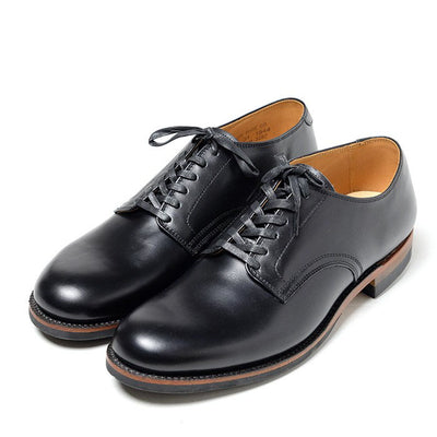 Buzz Rickson's WILLIAM GIBSON COLLECTION BLACK SERVICE SHOES