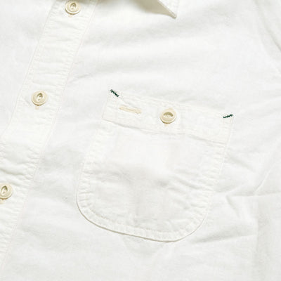 Burgus Plus S/S Chambray Work Shirt