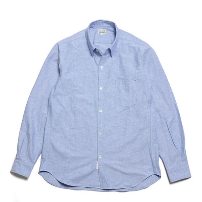 BURGUS PLUS Oxford BD Shirt