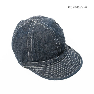 Buzz Rickson's ARMY DENIM CAP