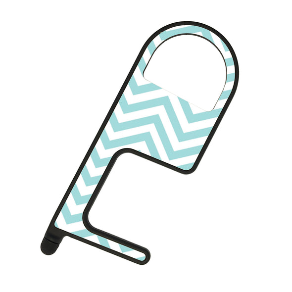 Chevron Mint - TouchiePlus+