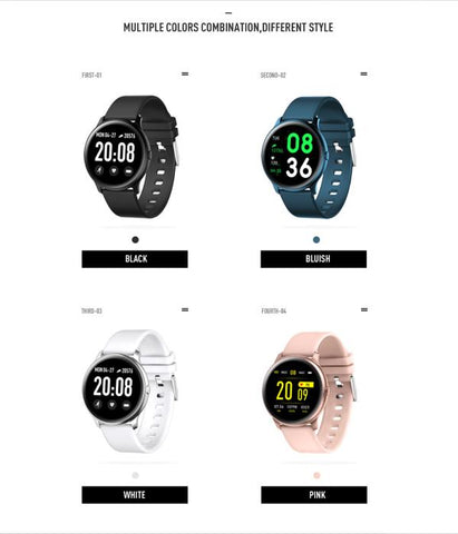 Smartwatch Mujeres KW19