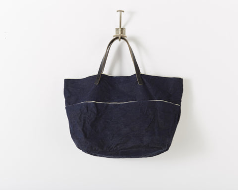 carry-all denim indigo