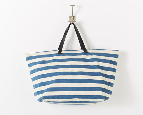 weekender canvas stripe