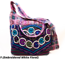 Load image into Gallery viewer, ASSORTED LARGE ZIPPERED HOBO BAGS