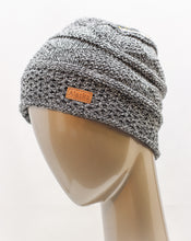 Load image into Gallery viewer, CABLE KNIT BEANIE ASSORTED COLORS
