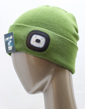 Load image into Gallery viewer, NIGHT SCOUT LED LIGHT BEANIE