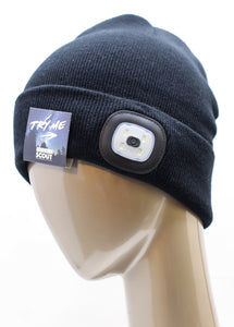 NIGHT SCOUT LED LIGHT BEANIE