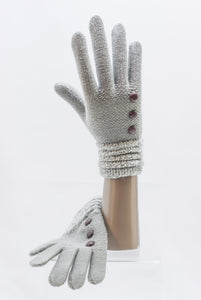 ULTRA SOFT ACRYLIC GLOVES ASSORTED COLORS