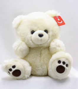 MR SNUGGLES POLAR BEAR 9-INCH