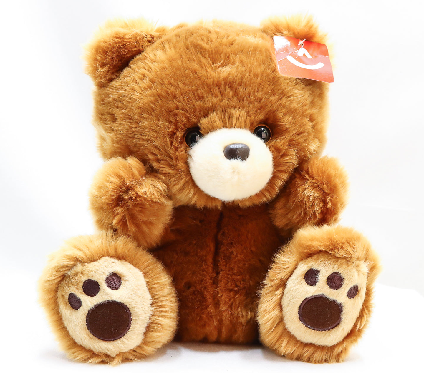 MR SNUGGLES GRIZZLY BEAR 9-INCH