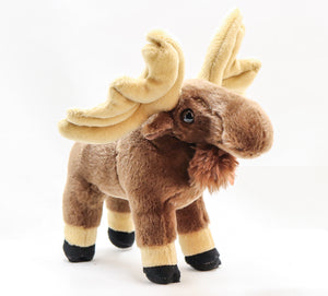 TIMMY THE RUNT MOOSE 8-INCH