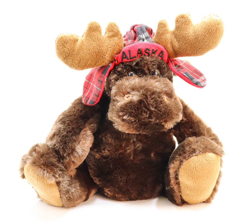 LARRY THE VALLEY MOOSE 8-INCH