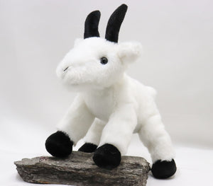 LITTLE HORN THE MOUNTAIN GOAT 8-INCH