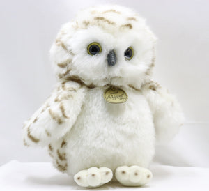 TERRY THE MIYONI SNOWY OWL 10-INCH
