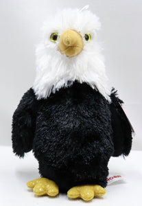ADLER THE BALD EAGLE BEANIE 8-INCH