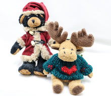 Load image into Gallery viewer, MINI MOOSE AND BEAR FRIENDS SET