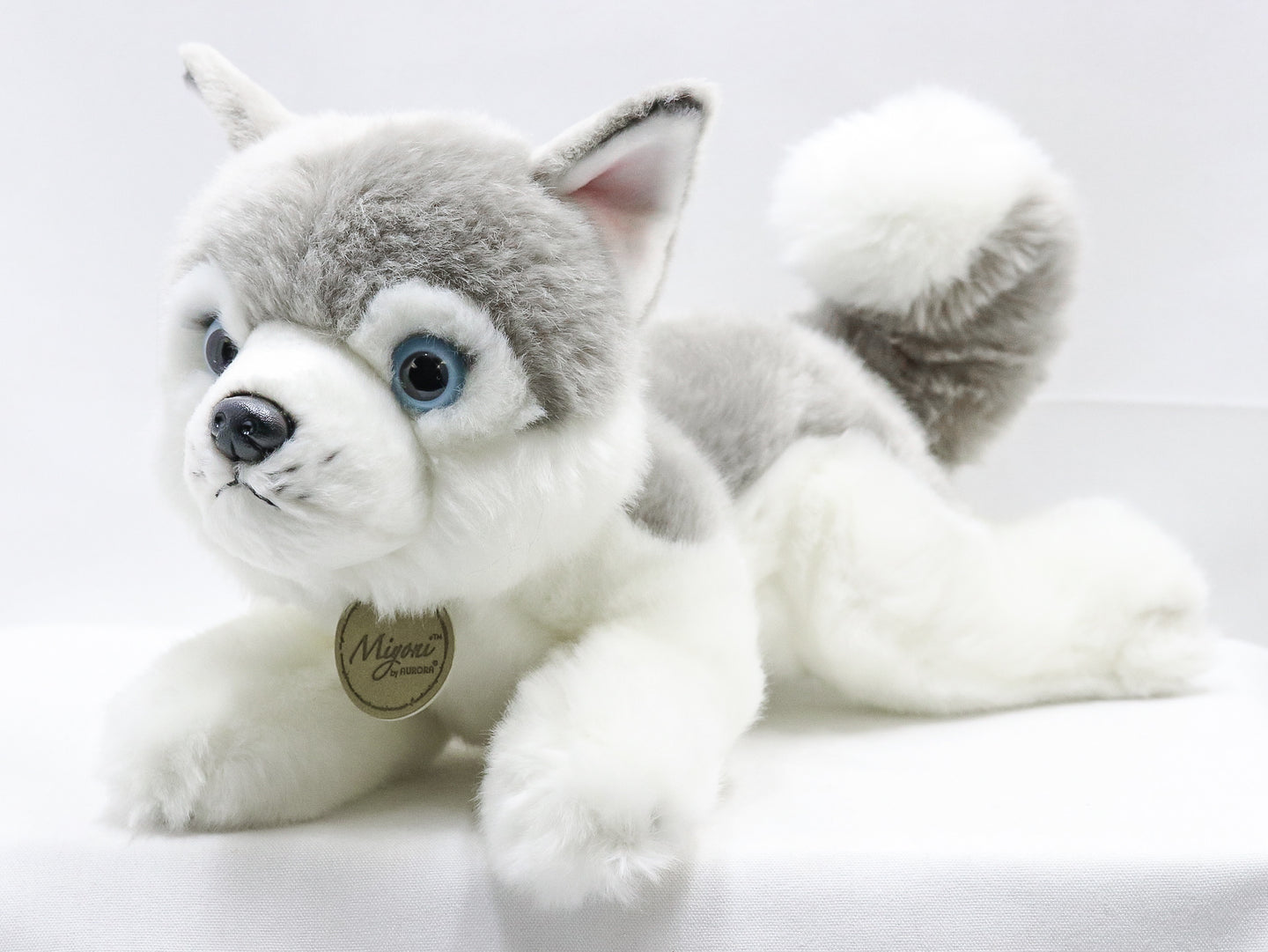 TITCH THE MIYONI HUSKY PUP 11-INCH