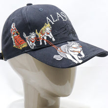 Load image into Gallery viewer, BLACK DOG TEAM ADJUSTABLE BASEBALL HAT