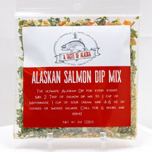 Load image into Gallery viewer, ALASKAN SALMON DIP MIX 1 OZ