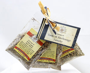 A TASTE OF ANCHORAGE SPICE GIFT SET