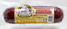 Load image into Gallery viewer, HOT & SPICY REINDEER SUMMER SAUSAGE 9 OZ