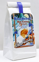 Load image into Gallery viewer, BLUEBERRY HOT CHOCOLATE 6 OZ MIX